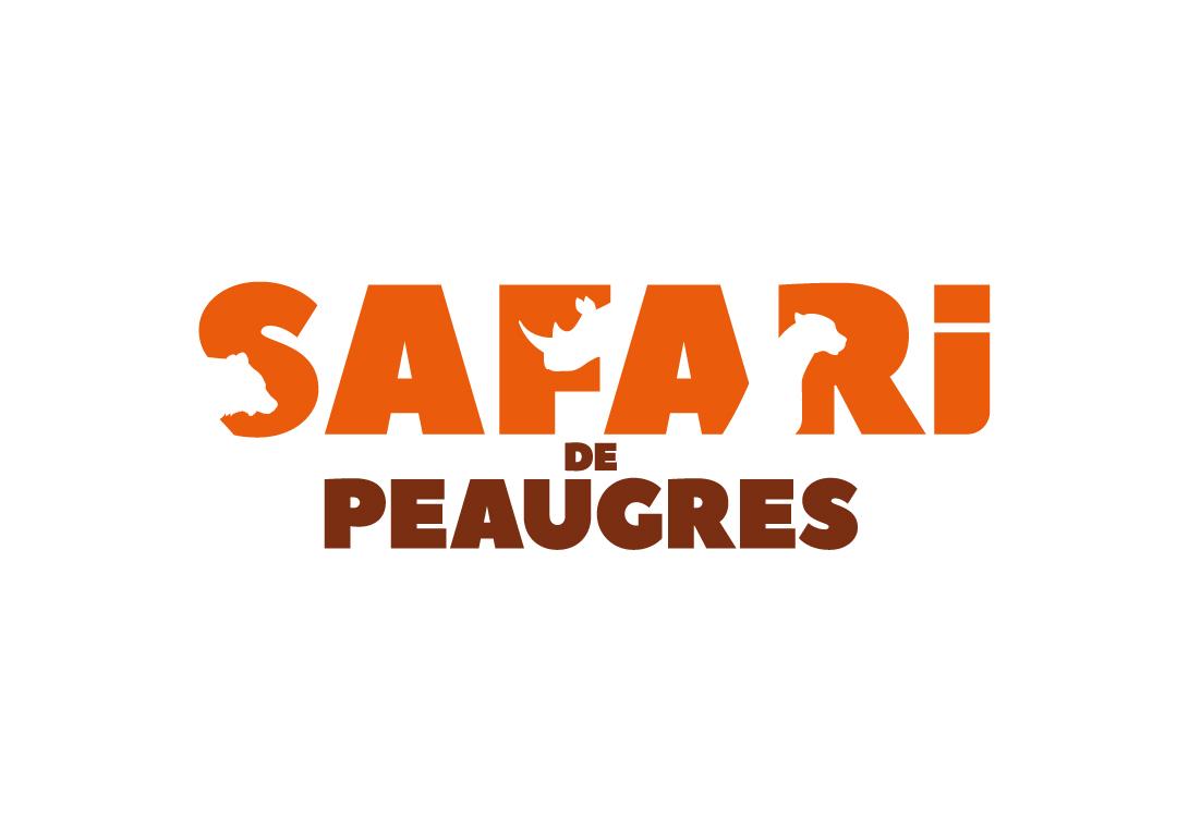 Un nouveau logo pour le Safari de Peaugres | Safari de Peaugres